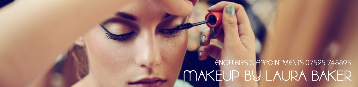 Wedding makeup in Kent by Laura Baker